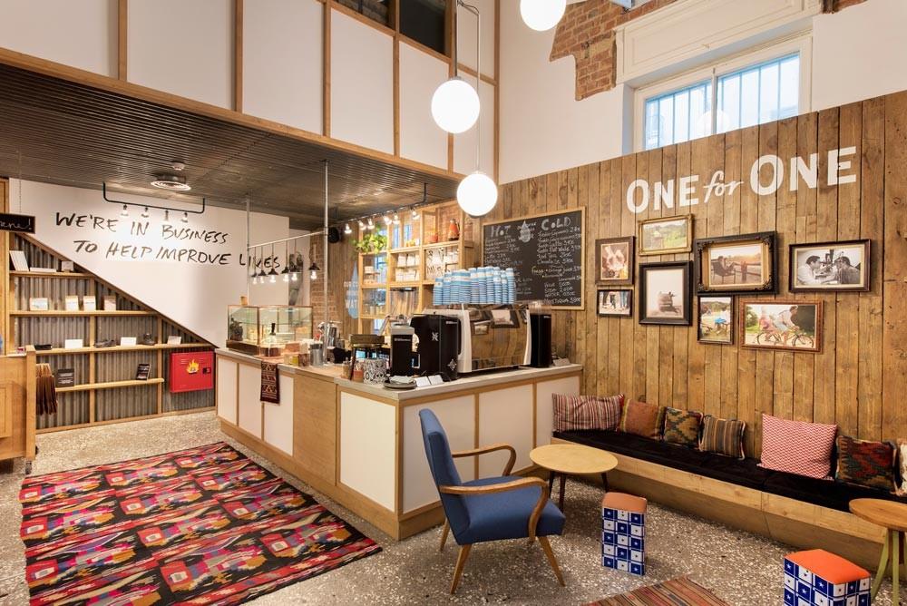 ออกแบบตกแต่งร้านกาแฟ