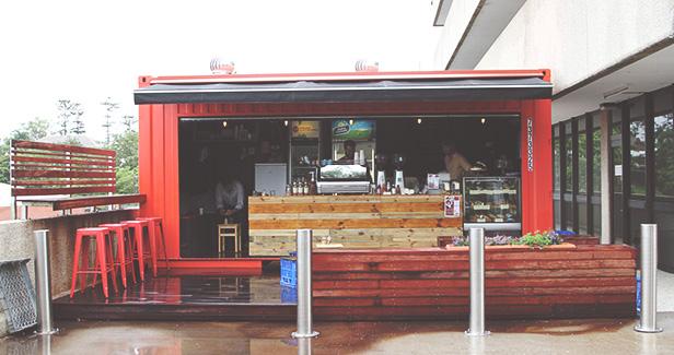 รับออกแบบตกแต่งร้านกาแฟ