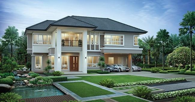 ฮวงจุ้ยสร้างบ้าน