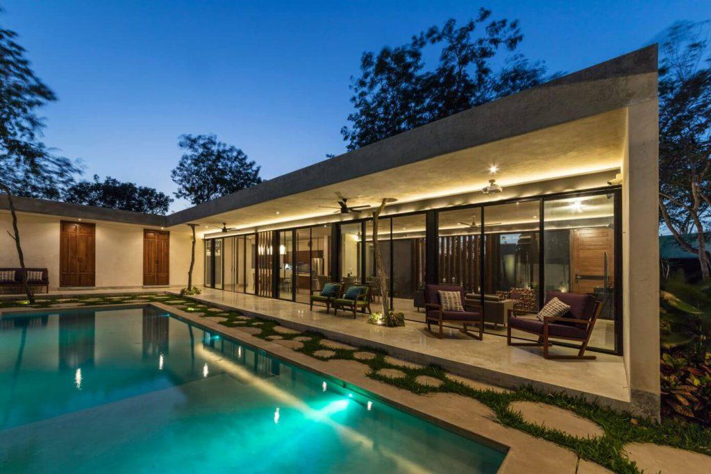ออกแบบตกแต่งบ้านสวย