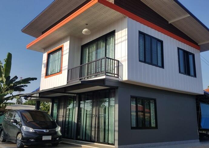 รีโนเวทบ้านและอาคาร
