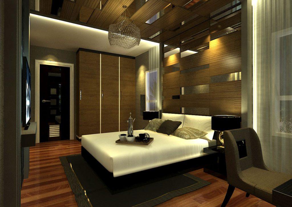 รับออกแบบตกแต่งภายในบ้านเดี่ยว