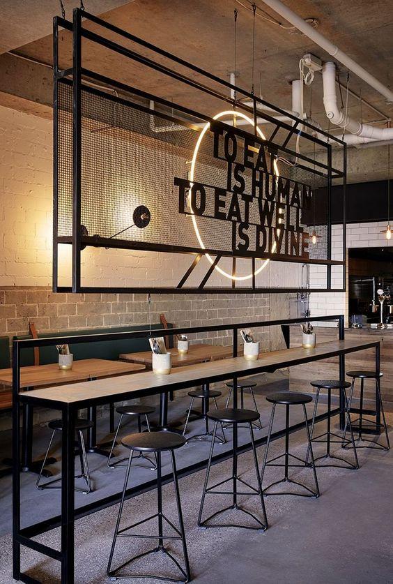 รับเหมาสร้างร้านกาแฟ