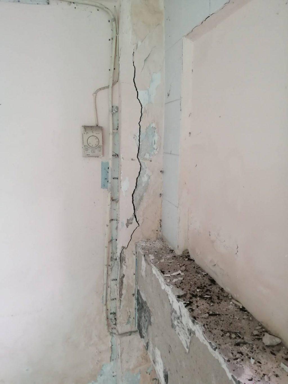 งานซ่อมโครงสร้างอาคาร