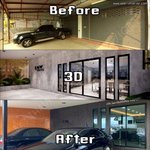 บริษัทรับออกแบบบ้าน เชียงใหม่
