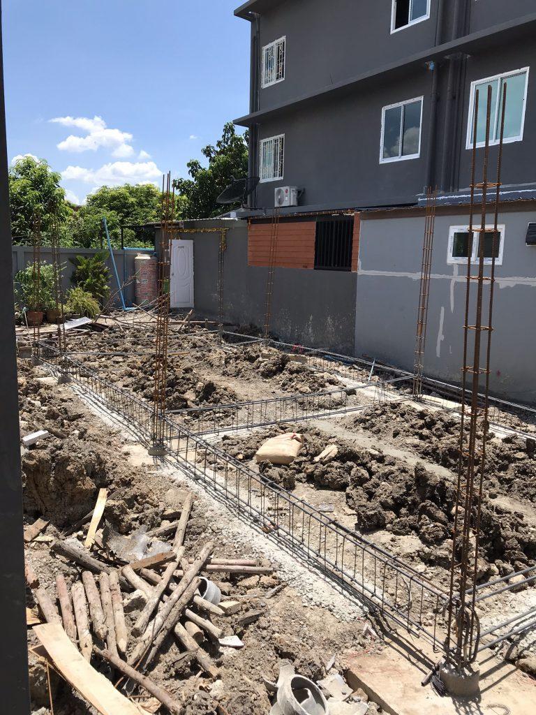 รับสร้างบ้านโครงสร้างเหล็ก